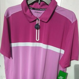 Men's Sketchers Golf Shirt (Large) Brand New